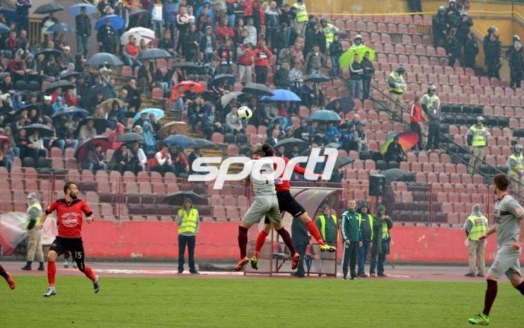 (UŽIVO) FK Sloboda - FK Sarajevo
