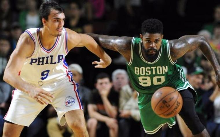 Rookie of the Year: Philadelphia na krilima Šarića savladala Boston