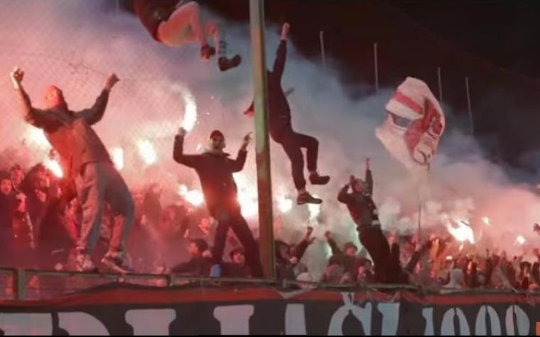 (VIDEO) Copa90 na utakmici između Čelika i Zrinjskog: Kako je bilo gostima iz Londona na tribinama Bilinog Polja?