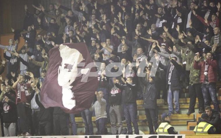 Predstavnici FK Sarajevo posjetili povrijeđene navijače na intenzivnoj njezi UKCS