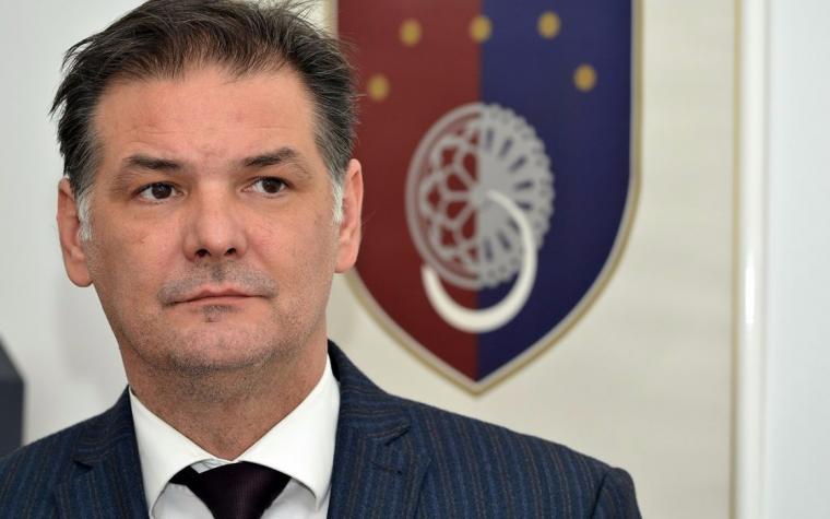 Kurić poslao otvoreno pismo Šiljku: Iskreno se nadam da ćete učiniti sve da se organizacioni i tehnički problemi riješe do utakmice