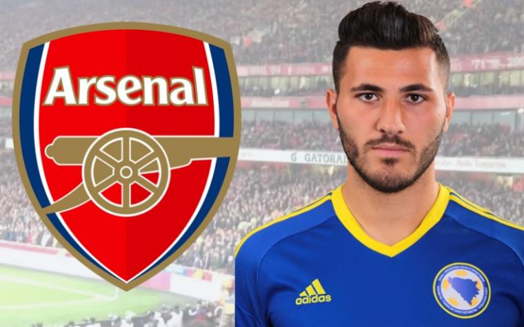 BIHscout: Sead Kolašinac potpisao za Arsenal