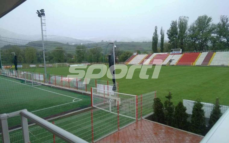 Doboj spreman za polufinale: Kako izgleda stadion Mladosti