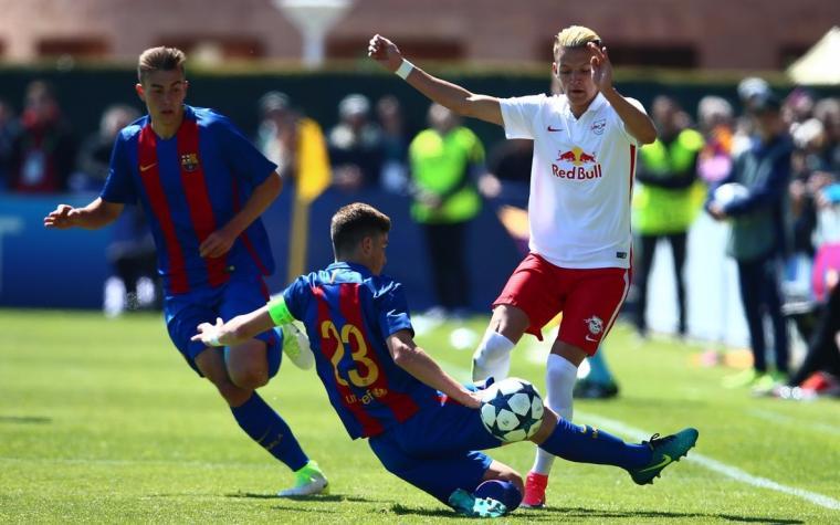 Salzburg prvi finalista Lige prvaka za mlade