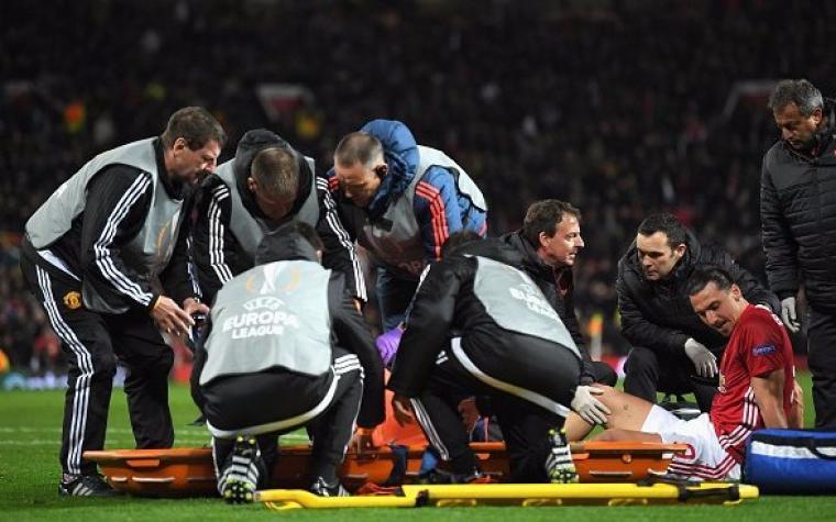 Sky: Ibrahimović neće igrati do kraja sezone