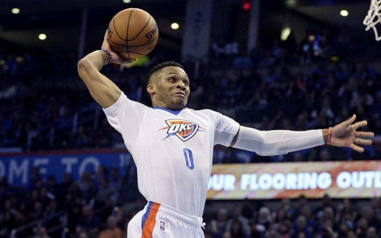 Westbrook kažnjen od strane čelnika NBA lige
