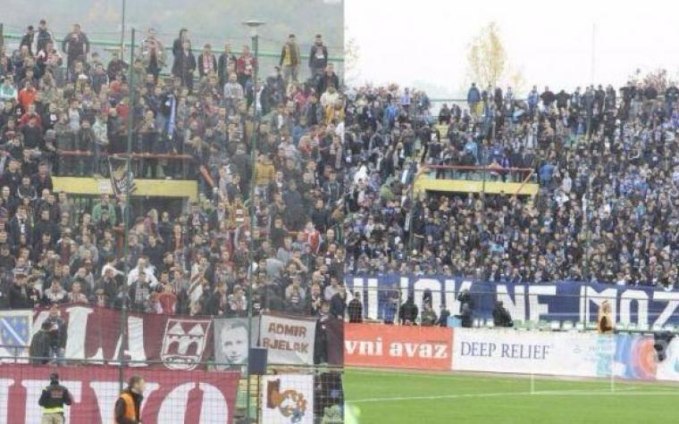 Derbi na Koševu: Sarajevo sutra izdaje saopštenje, Željezničar se nada južnoj tribini