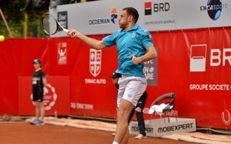 Aldin Šetkić savladao Jasona Junga i prošao u finale Challengera u Samarkandu