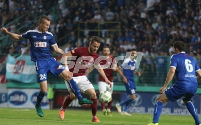 Amer Bekić: Želimo se pobjedom oprostiti od navijača