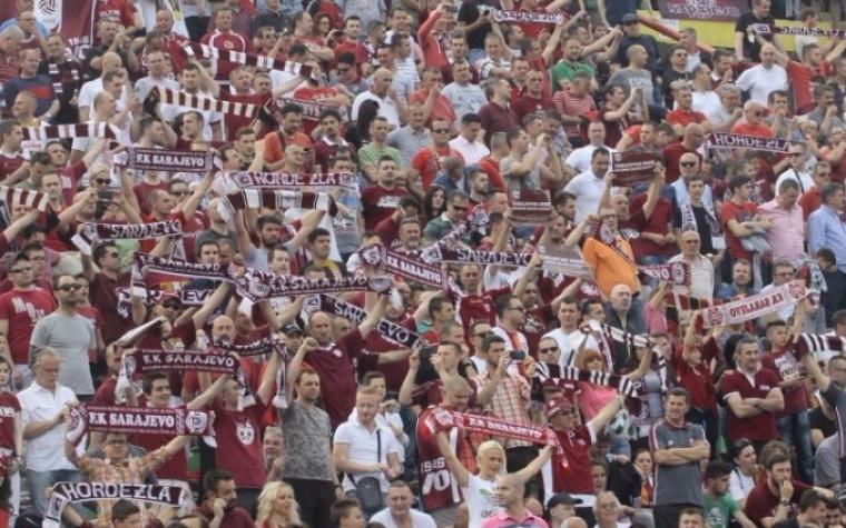 FK Sarajevo poziva navijače: Svi u Bordo, svi na derbi!