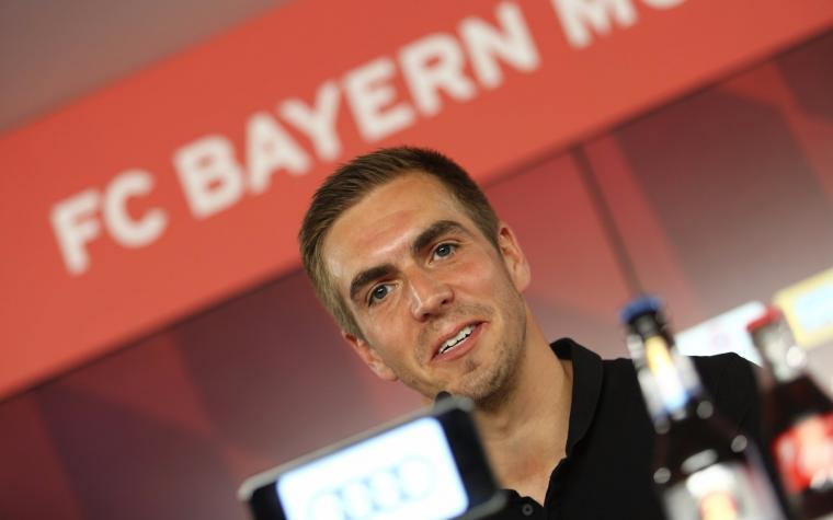 Lahm upisan u Bayernovu 'Kuću slavnih'
