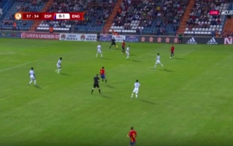 (VIDEO) Kadeti Engleske i Španije igraju sjajan meč, pogledajte golove