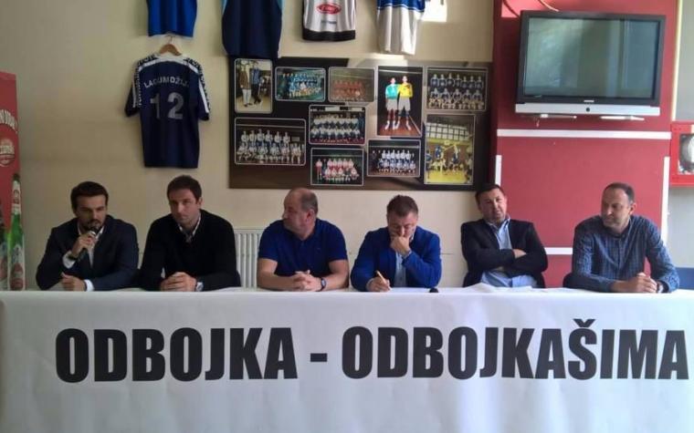 Sastanak Emira Memića sa predstavnicima klubova Tuzlanskog i Posavskog Kantona i Distrikta Brčko