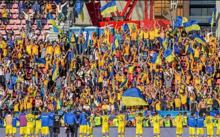 Ukrajinski navijači se tukli sa finskim redarima