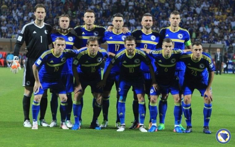 FIFA Rang lista: BiH na 30. mjestu