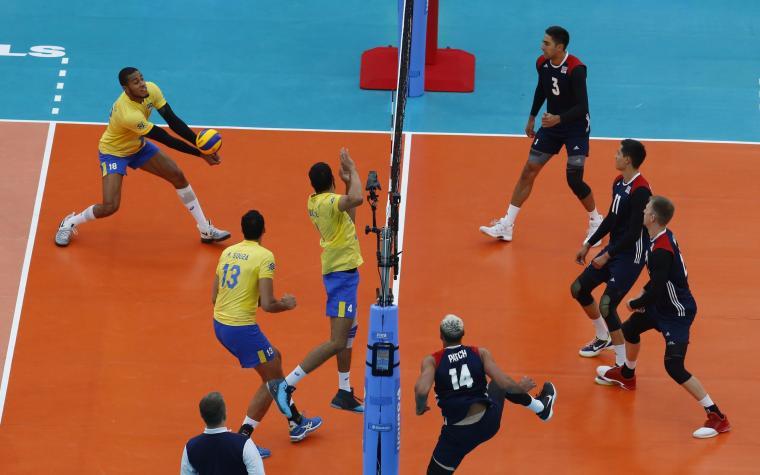 Odbojkaši Brazila i Francuske finalisti Svjetske lige