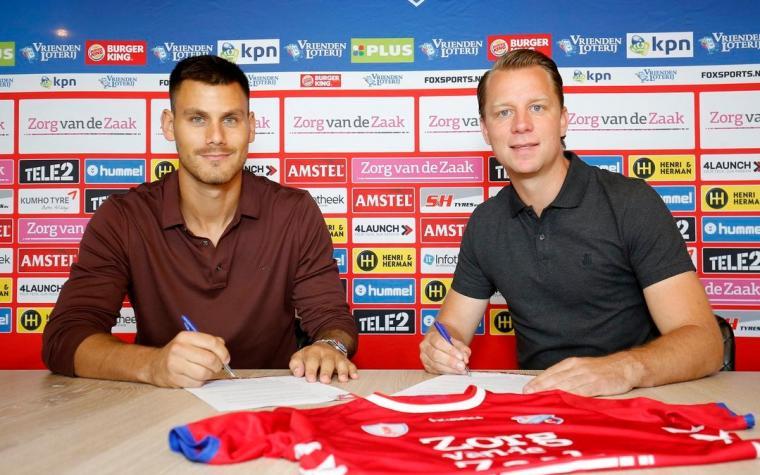 ZVANIČNO: Đumić novi igrač Utrechta