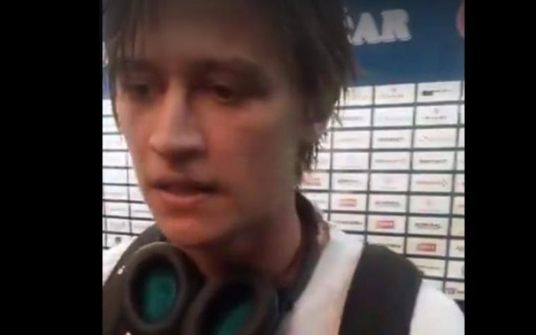 (VIDEO) Simon Thern: Kapiten Željezničara je sjajan igrač, jako mu je teško oduzeti loptu