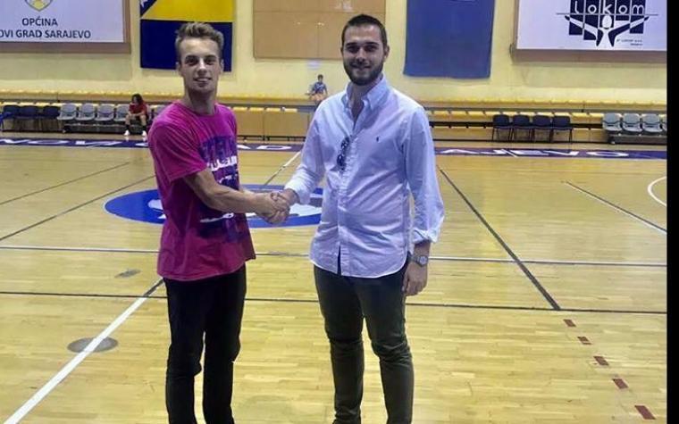 Selmin Zahirović novi igrač RK Bosna Sarajevo
