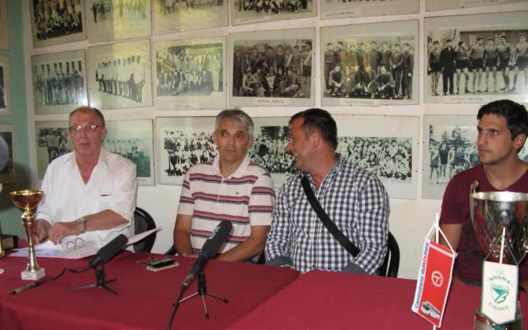 Visočka Bosna predstavila novog trenera