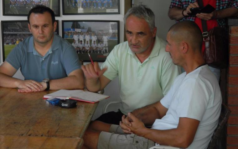 Dragan Radović izvršio prozivku igrača Slavije