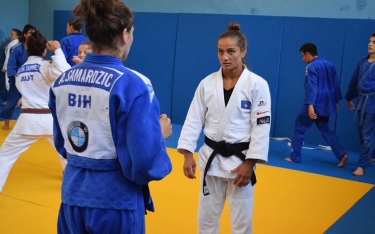 Kelmendi: Veoma sam ponosna jer sam osvojila prvu olimpijsku medalju za Kosovo