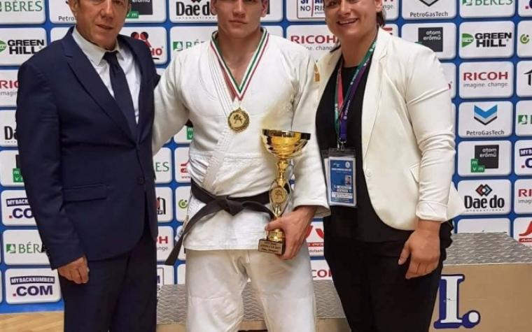 Miletić osvojio zlato na Evropa kupu u Paksu
