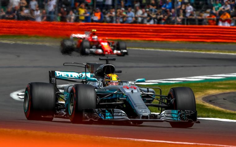 Ludnica u Silverstoneu: Hamilton slavio, Vettel završio na sedmom mjestu