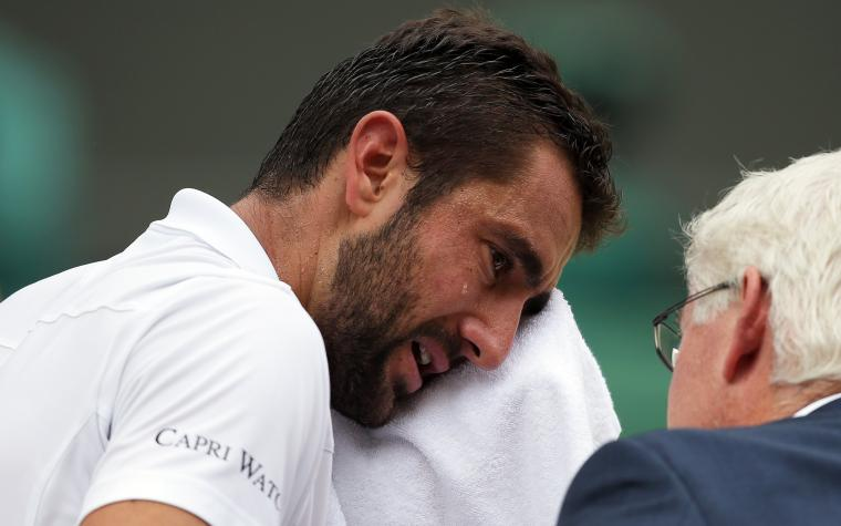 Unuka Josipa Broza Tita kritikuje Marina Čilića zbog dramatizacije u finalu Wimbledona