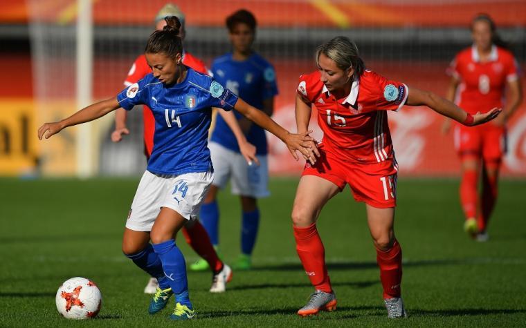 Women's EURO 2017: Ruskinje uz dosta sreće do tri boda protiv Italije