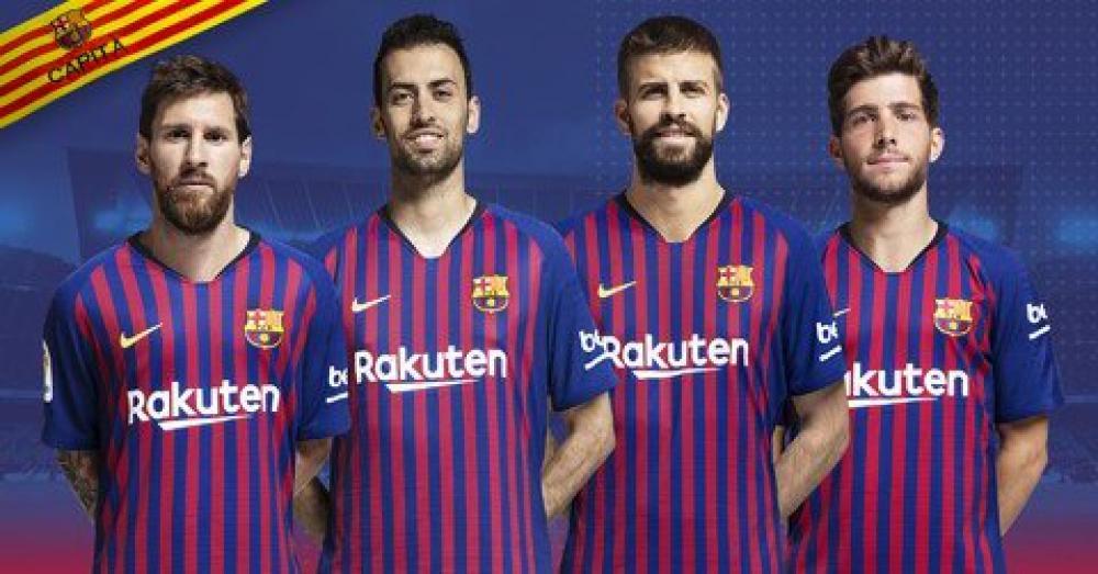 kapteni.jpg - (FOTO) Barcelona ima novog kapitena i trojicu njegovih zamjenika