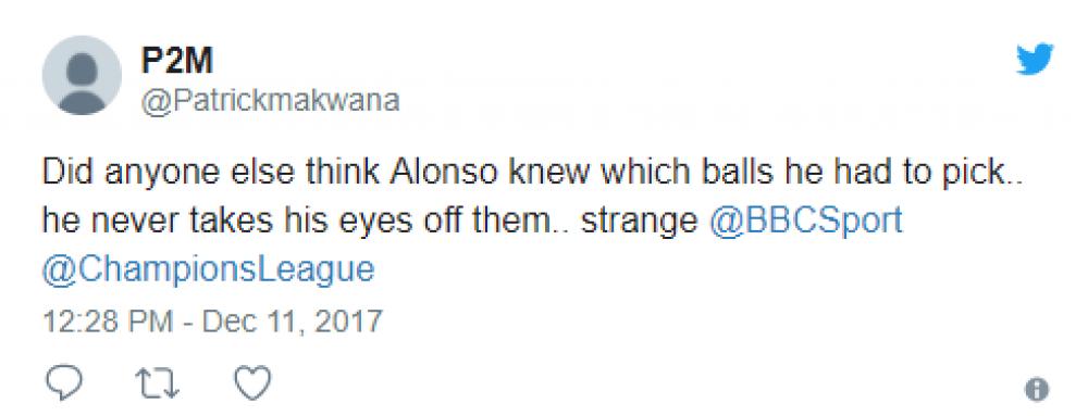 Screenshot_1.png - Navijači Chelseaj smatraju da je Alonso namjestio žrijeb?