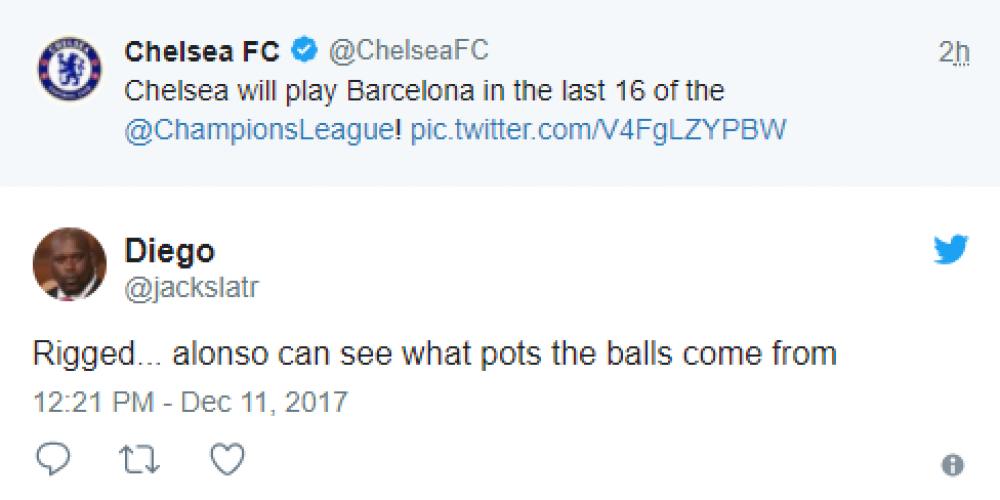 Screenshot_3.png - Navijači Chelseaj smatraju da je Alonso namjestio žrijeb?