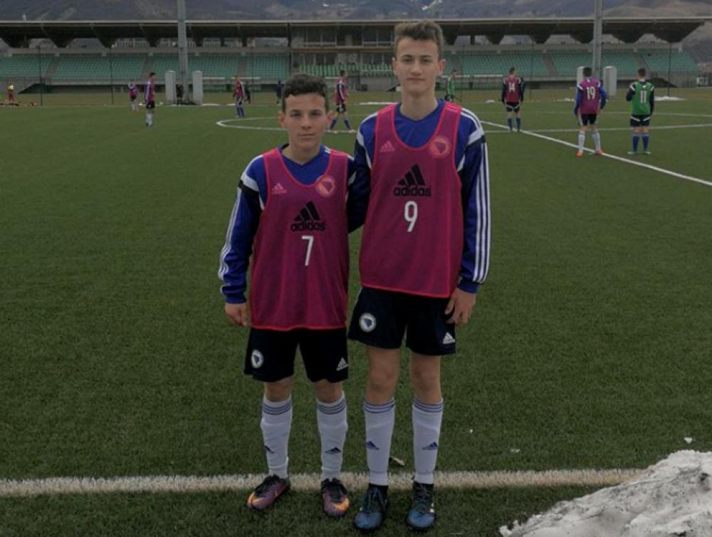 Screenshot_1.png - Selektivna utakmica U-15 reprezentacije BiH, dječaci iz Olimpika blistali