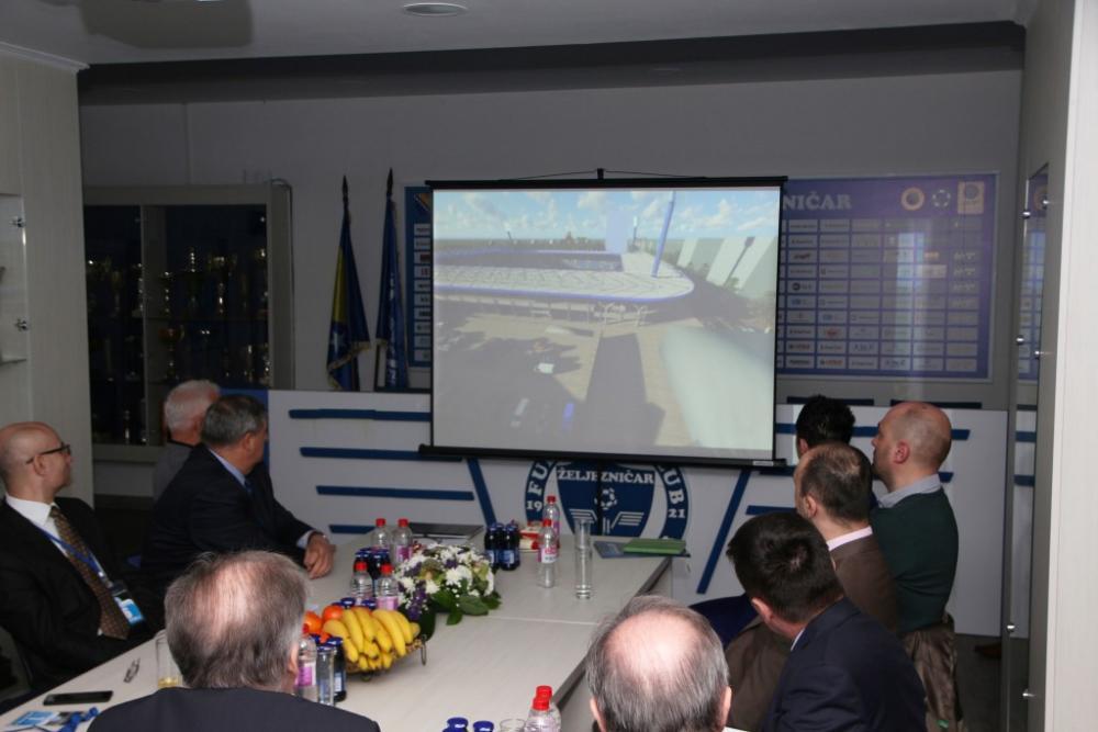 2.jpg - FOTO: Predstavnici UEFA-e posjetili Stadion Grbavica