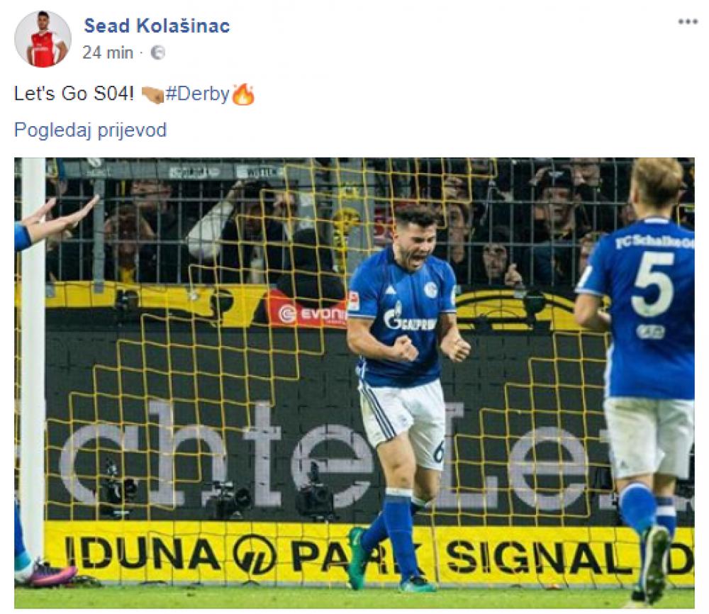 Screenshot_3.png - Kolašinac podržao Schalke pred derbi sa Dortmundom