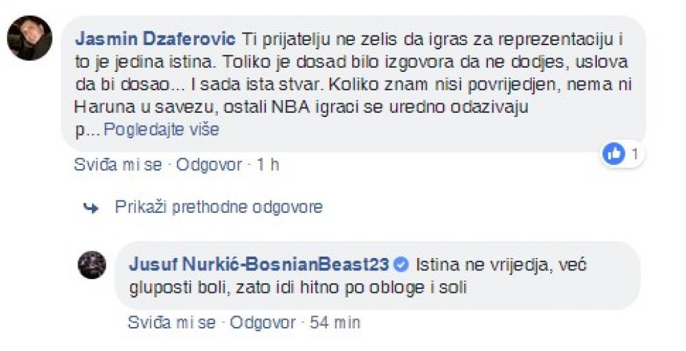 3.jpg - (FOTO) Nurkić podržao bh. reprezentativce, pa dobio kritike na koje je imao odgovor