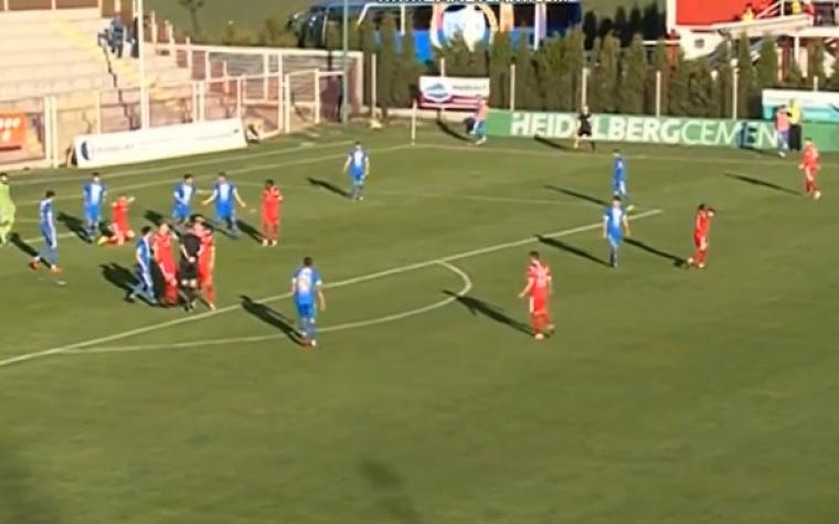 (VIDEO) Mladost drastično oštećena protiv Tuzla Cityja