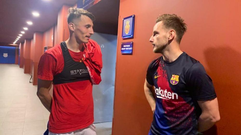 ante budimir.jpeg - (FOTO) Rakitić dokazao veličinu: Rođenom Zeničaninu poklonio dres nakon pobjede Barcelone nad Mallorcom