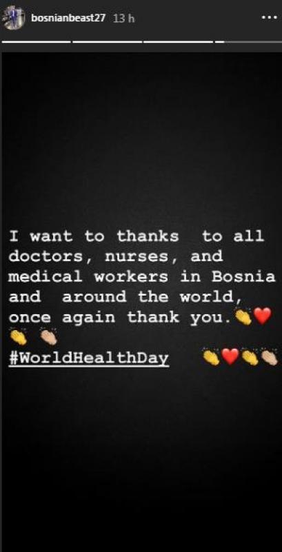 nar.jpg - Jusuf Nurkić poslao poruku medicinskim radnicima u Bosni i Hercegovini